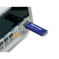 Tektronix DMM4050 usb aansluiting